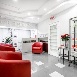 Фото центра косметологии Скинлюкс